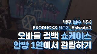 Download Video [엑소덕스·시즌2] EP1. 오빠들 컴백 쇼케이스 안방 1열에서 보기 Seeing the EXO's showcase MP3 3GP MP4