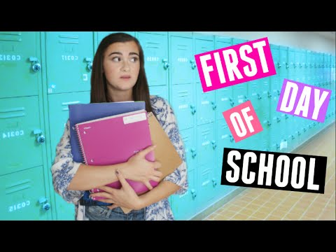 Thumbnail: What the First Day of School is Like