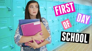 What the First Day of School is Like thumbnail