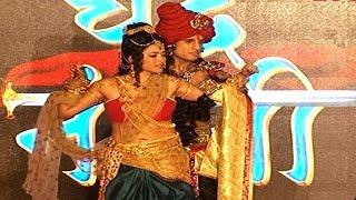 Rajat Tokas And Shweta Basu Prasad At The Launch Of 'Chandra Nandini'