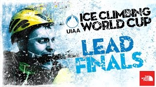 LIVE! Lead Finals l Ice Climbing World Cup 2017 l Rabenstein*