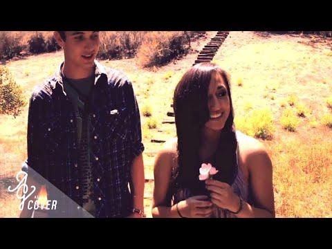 Terrified by Katharine McPhee ft. Zachary Levi | Alex G & Corey Gray Cover