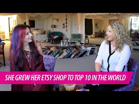 The Sage Goddess on Success and How to Grow Your Etsy Shop | The Pursuit