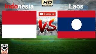 Timnas Indonesia U-16 vs Laos   Aff U15 Championship 2017