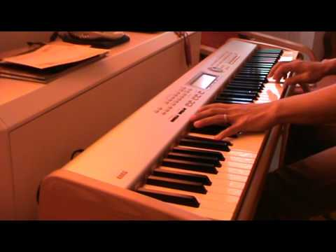 Negri Di Awan - Piano Cover