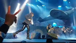 20180802 Iron Maiden - Aces High, SSE Arena, Belfast.mp3