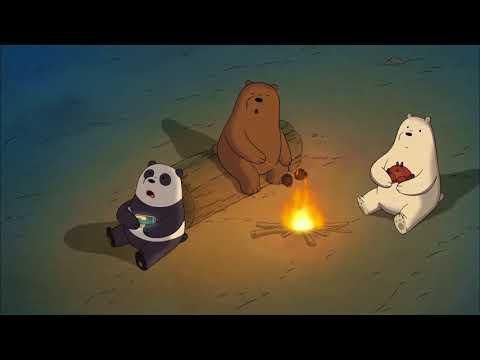 Vidéo We Bare Bears - Tôt ou tard - Chanson