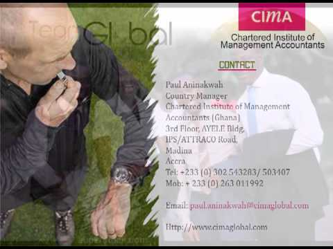 Team Global (Ghana) Entry for the Global Business Challenge - Why CIMA  Video.mp4
