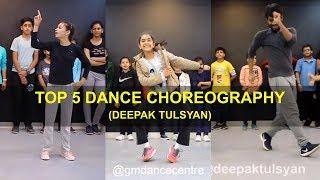 Baixar Top 5 Dance Choreography | DEEPAK TULSYAN | G M Dance | #tiktok