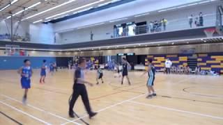 小學區際籃球賽 2016-2017 20170428 九龍東 對 西貢