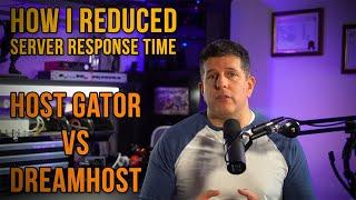 Hoe ik Verminderde Server Response Tijd Door te Schakelen naar DreamHost