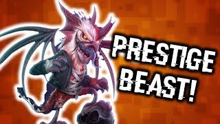 Prestige Beast Does Make A Difference! | Angry Birds Evolution