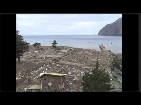 Chile Earthquake Juan Fernandez Island, Chile