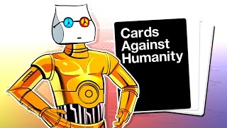 NERDY TRIGGER WARNING! - Cards Against Humanity Online!