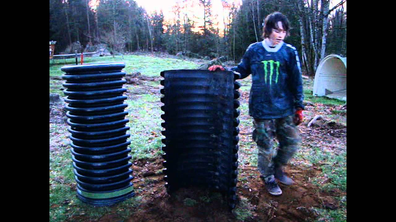 backyard bunkers paintball airsoft pipe bunker cheap u0026 easy