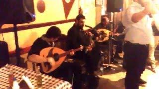 Танци и Музика от Крит,Гърция във Таверна Кония,Пафос,Кипър с Даниел Димитров
