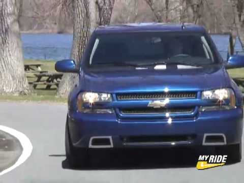 Review: 2006 Chevrolet Trailblazer