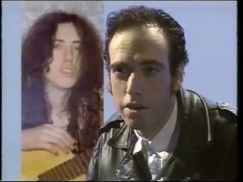 Mick Jones  - The Clash / B.A.D. That Was Then This Is Now (BBC 1989)
