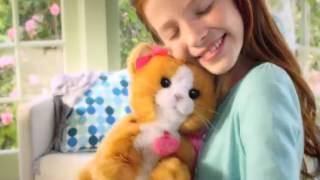 """Интерактивная игрушка """"Дэйзи, игривый котенок"""" Hasbro FurReal Friends A2003 Хасбро Настоящие друзья"""