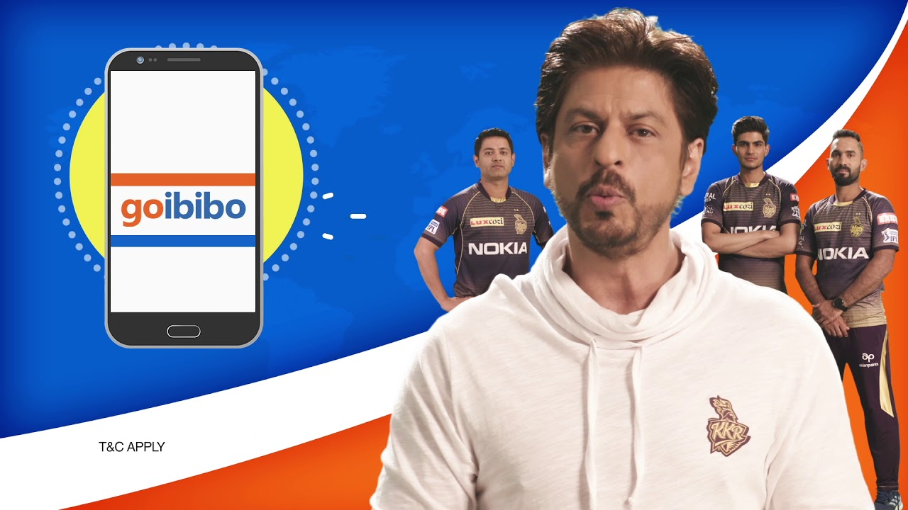 Goibibo Travel Cash Fest is Here! Earn Travel Cash During Every KKR Cricket  Match!