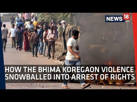 Bhima Koregaon Arrest