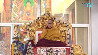 An excerpt of His Holiness the Dalai Lama's teaching on Cultivation of Bodhicitta
