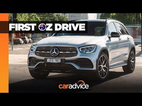 2020 Mercedes-Benz GLC: Australian First Look   CarAdvice