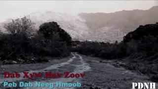 Peb Dab Neeg Hmoob -  Dab Xyw Hav Zoov
