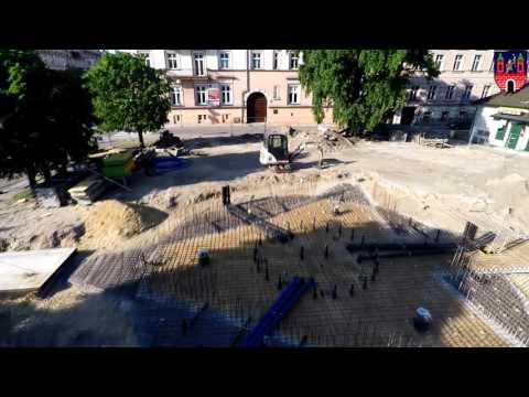 Kalisz, inwestycje - maj 2017