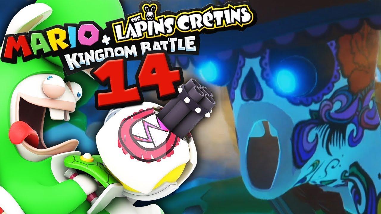 Lapin Yoshi Crétin Fou Et Dangereux Mario Lapins Crétins 14