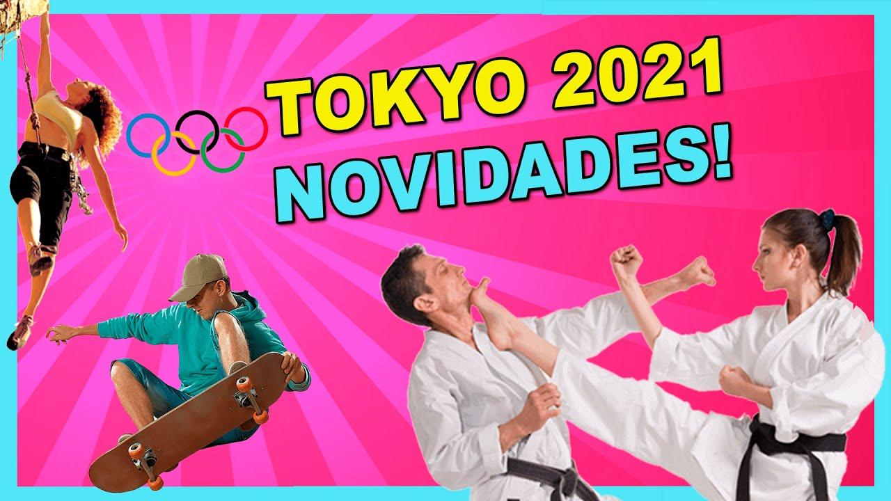 KARATÊ E NOVOS ESPORTES NAS OLIMPÍADAS DE TOKYO 2021