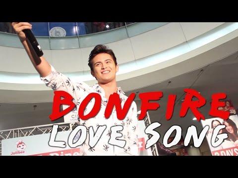James Reid — Bonfire Love Song | Live Performance