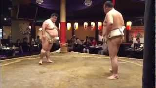 お相撲さんドットコム 花の舞様 定期公演 2015_09_02 1