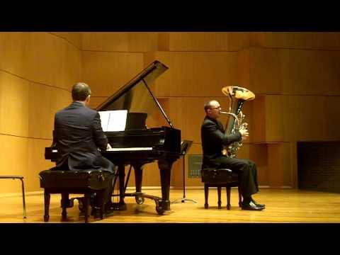 Dance of the Goblins - Antonio Bazzini (tuba version)