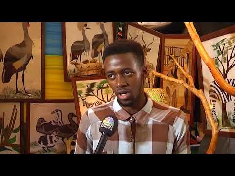 Innovative start-ups at the Rwanda International Trade Fair