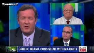 So-Called Catholic--Piers Morgan--Yells At Another Catholic For Being A Catholic On Gay Marriage