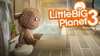 LittleBIGPlanet 3 Manhattan Apartment Dropping A Deuce DNX30 Playstation 4