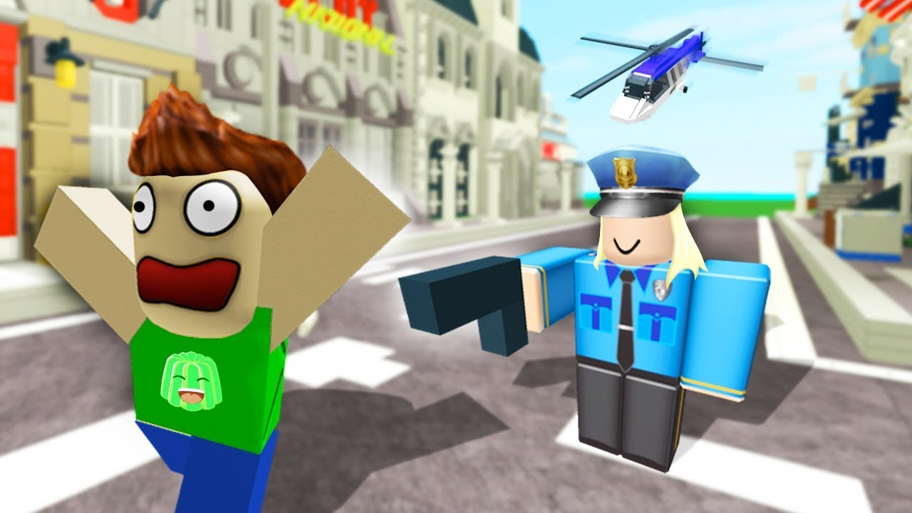 Arresting Subscribers Roblox W Jelly Youtube