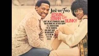 Edwin Starr & Blinky - Oh How Happy