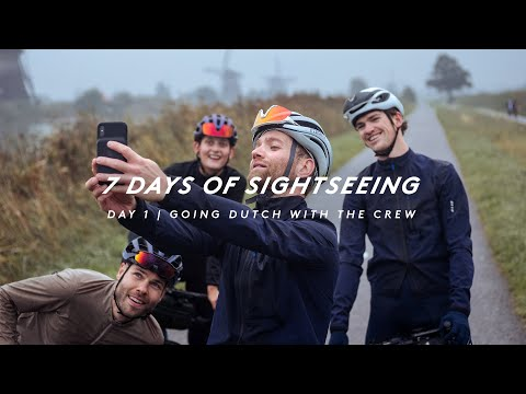 GOING DUTCH WITH THE CREW | CIRCLING THE NETHERLANDS IN 7 DAYS