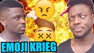 EMOJI SONG CHALLENGE vs Ah Nice - JokaH Tululu