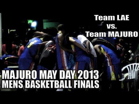 Majuro May Day 2013 Finals: Team Lae vs. Team Majuro