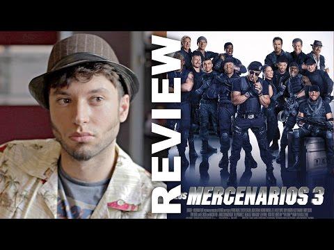 Los Mercenarios 3, con Sylvester Stallone - Review
