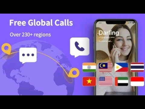 Global Free Calls Over 230+ Regions    AbTalk Call, free calling app with wifi or cellular data.