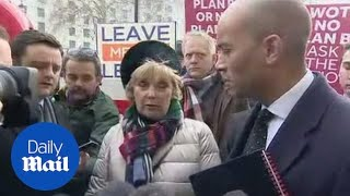 'Put the national interest first': says Umunna before Brexit talk