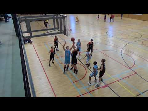 Exhibition Game MBCA vs BV Amsterdam U14 1st half