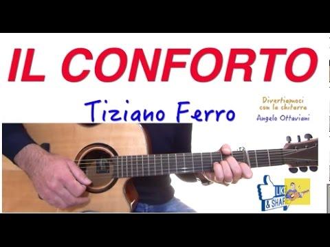 Il conforto tiziano ferro feat carmen consoli youtube - Accordi a finestra carmen consoli ...