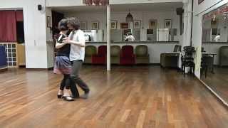 Danseurs de mazurka sur La p