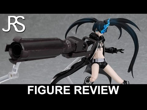 Figma SP012 Review  Black Rock Shooter