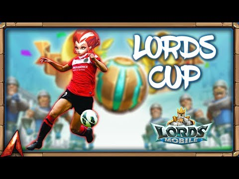 Lords Cup! Get Ball To Base Efficiently! Lords Mobile